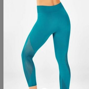 Fabletics Pants - Fabletics high waisted leggings in blue